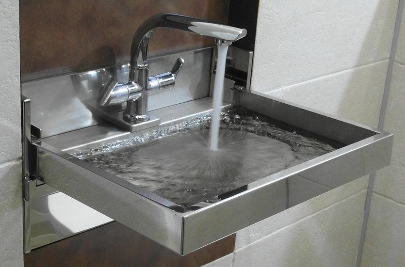 Vasque pliable_ INOLUX_BRVC   (sans Melangeur)