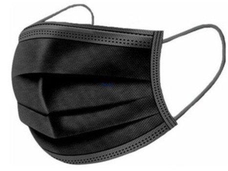 Masques de procédures noirs (NIVEAU 1) - ASTM F2100