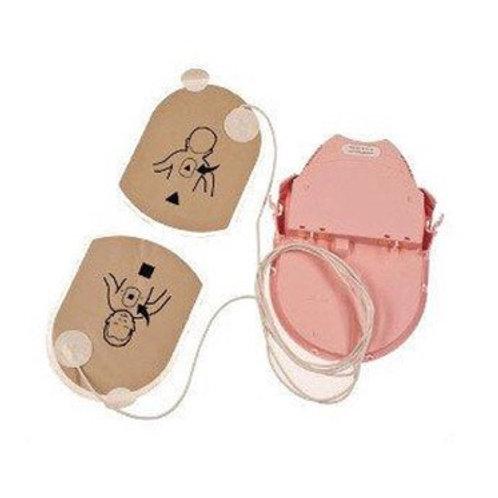 Pad-Pak pédiatrique (batterie et électrodes)