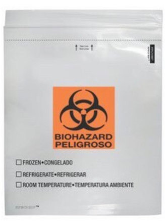 Sac à déchets biomedical