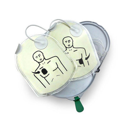 Pad-Pak adulte (batterie et électrodes)