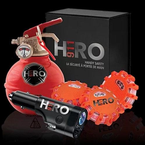 Ensemble de sécurité pour l'auto HERO 911