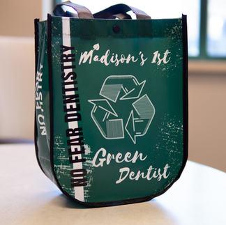 Reusable New Patient Bag