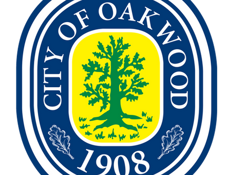 OIC Press Release From The City of Oakwood