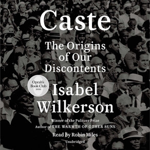 Wilkerson's Caste Selected as OIC's Big Read for Summer