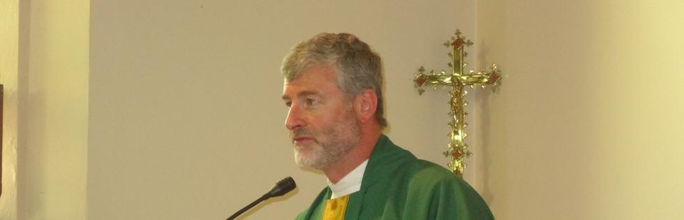 Father Shane Mackinlay