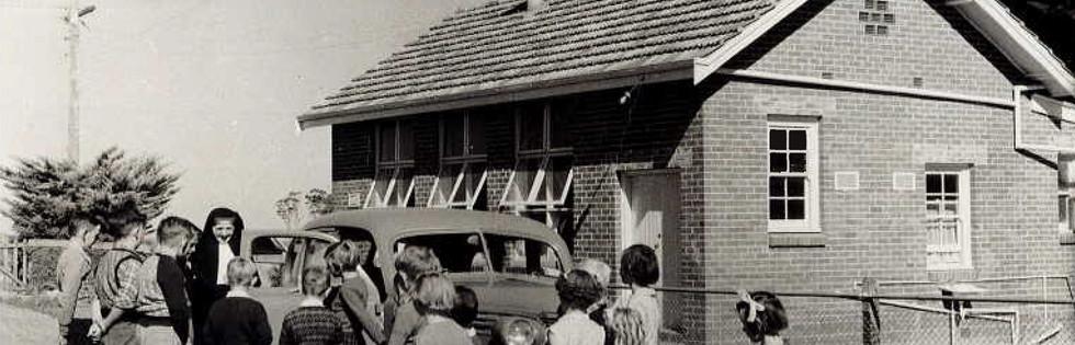 St Mary's School 1953