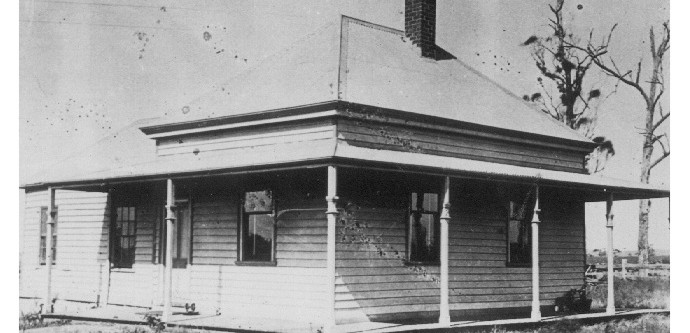 Original School House 1858