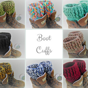 Boot Cuffs - Ankle Warmers, Hiking Gear