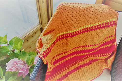 Lap Blanket - Autumn. Gifts for Outdoors, Adventure Accessories