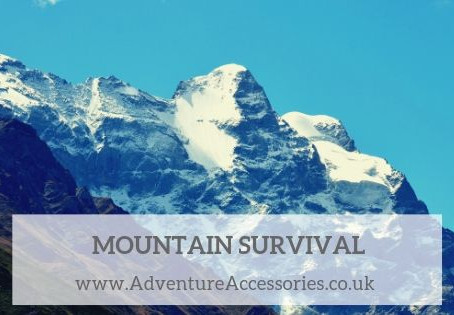 25 Mountain Survival Reminders