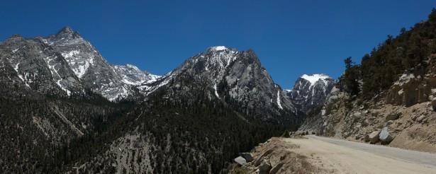Mountaineering Mount Whitney, USA. Adventure Accessories