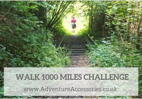 Walk 1000 Miles Challenge