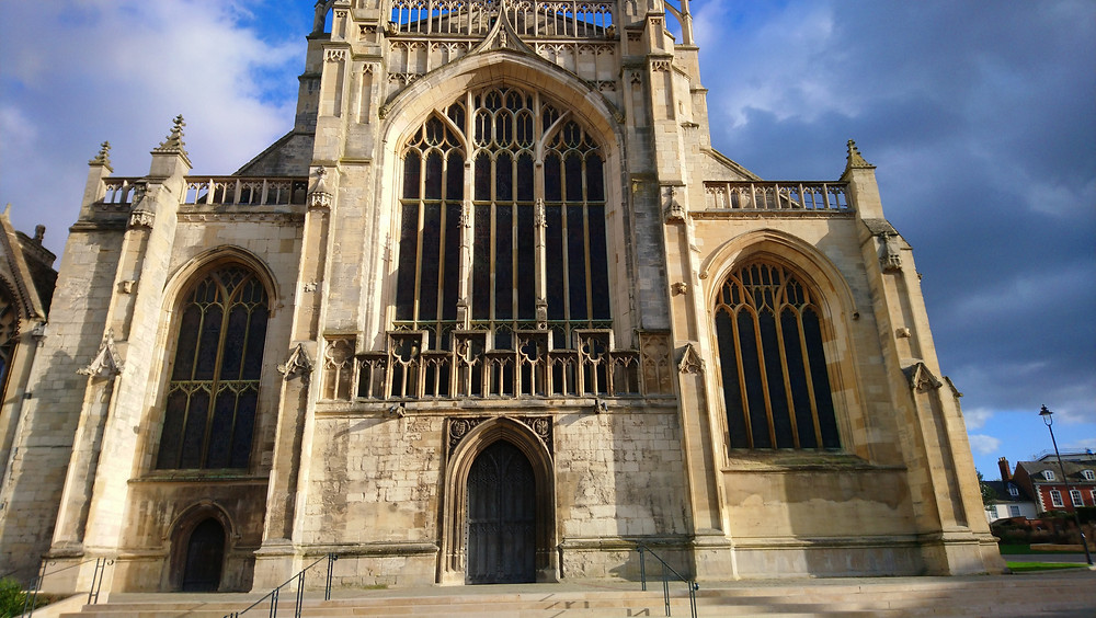 Gloucester Cathedral February 2020. Taken by Sarah, Adventure Accessories