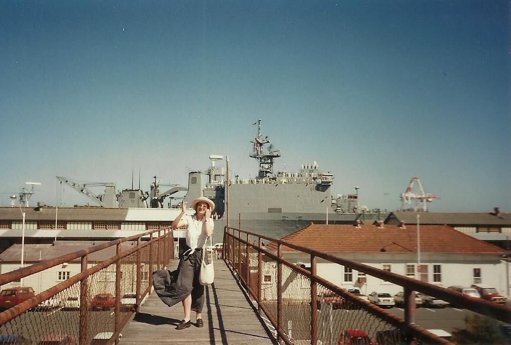 Fremantle Port, Australia. Adventure Accessories