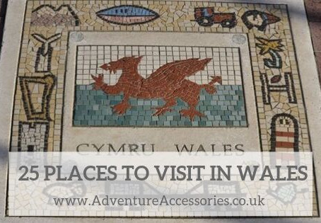 25 Must Visit Places in South Wales