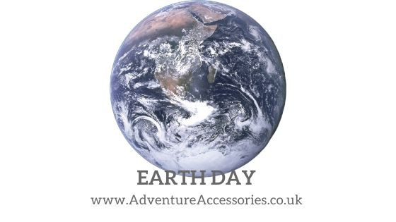Earth Day - Fun Travel Chat. Adventure Accessories