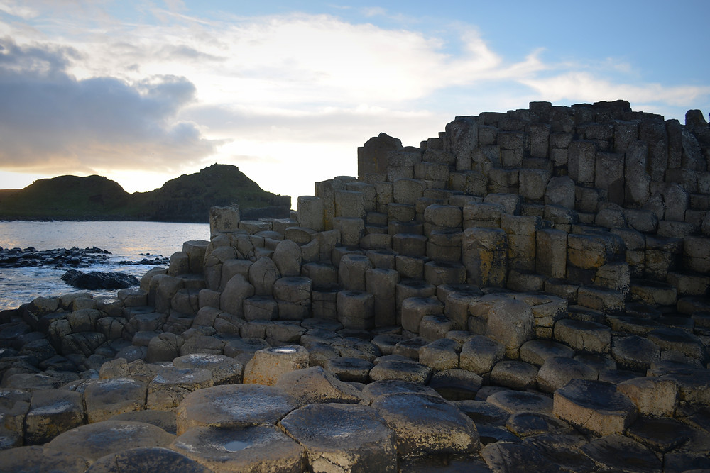 Giants Causeway, Northern Ireland. Adventure Accessories