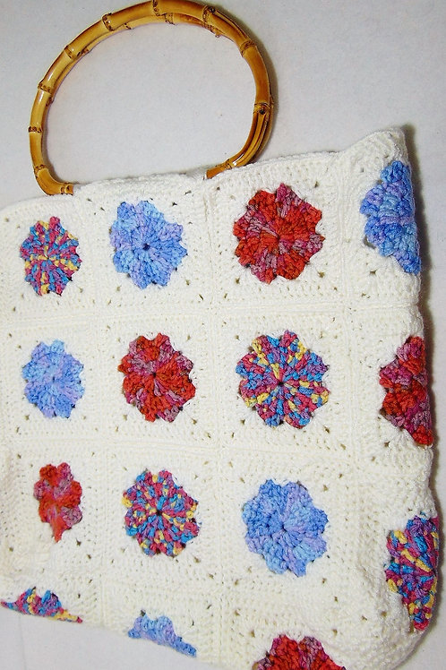 Crochet Bag, Festivals Accessories, Adventure Accessories