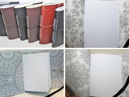 Zen colouring notebook journals from Adventure Accessories
