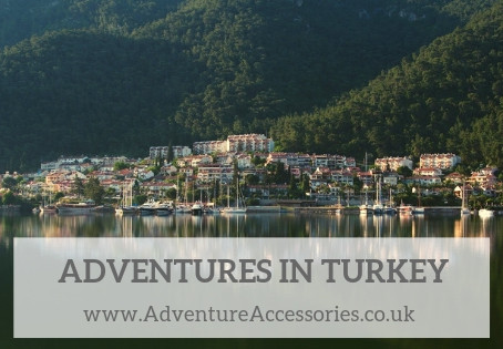 Adventures in Turkey