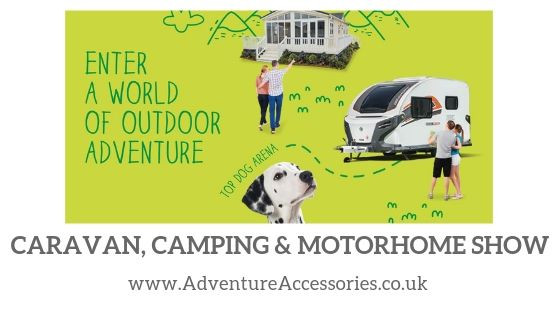 The Caravan, Camping & Motorhome Show, Adventure Accessories