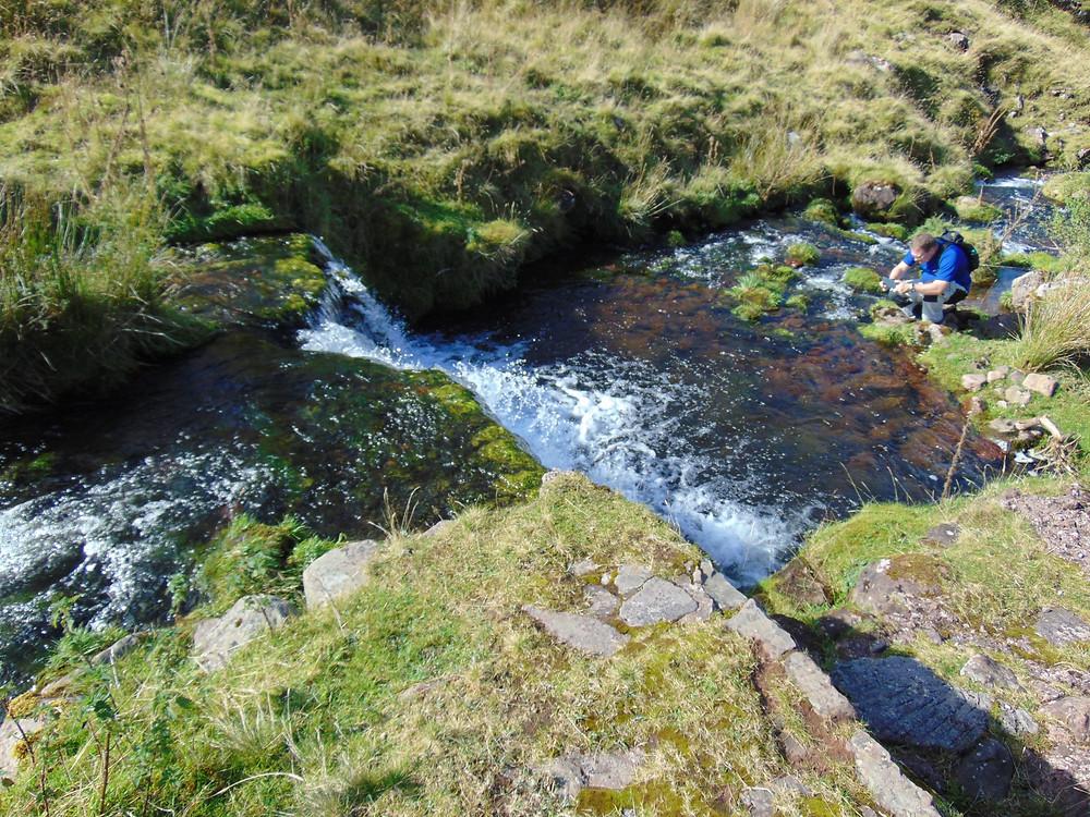 Water source for adventures. Adventure Accessories.