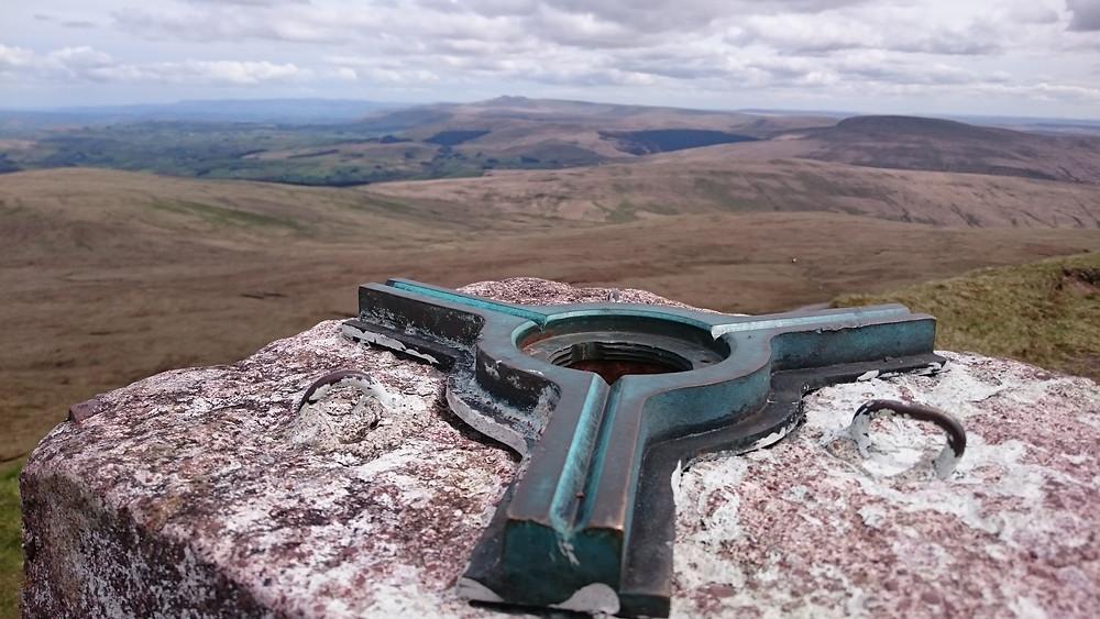 Fan Brycheiniog, Brecon Beacons. Adventure Accessories