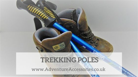 Trekking Poles blog post by Adventure Accessories