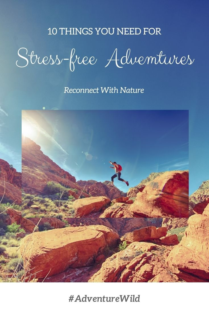 Stree-free Adventures Pin. Adventure Accessories