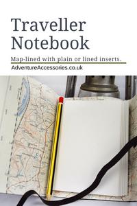 Pinterest Traveller Notebooks, Adventure Accessories