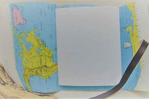 Traveller Notebook - America. Gifts for Outdoors, Adventure Accessories
