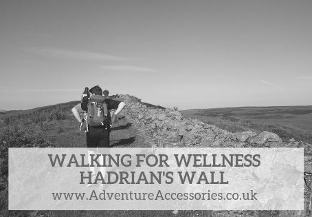 Walking for Wellness - Hadrian's Wall Trek