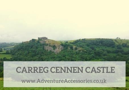 Carreg Cennen Castle - Visit Carmarthenshire