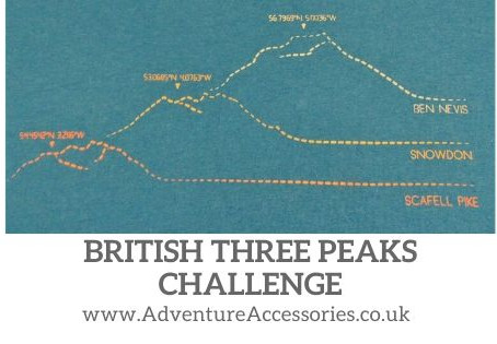 The British Three Peaks Challenge
