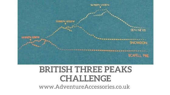 The British Three Peaks Challenge - Adventure Accessories