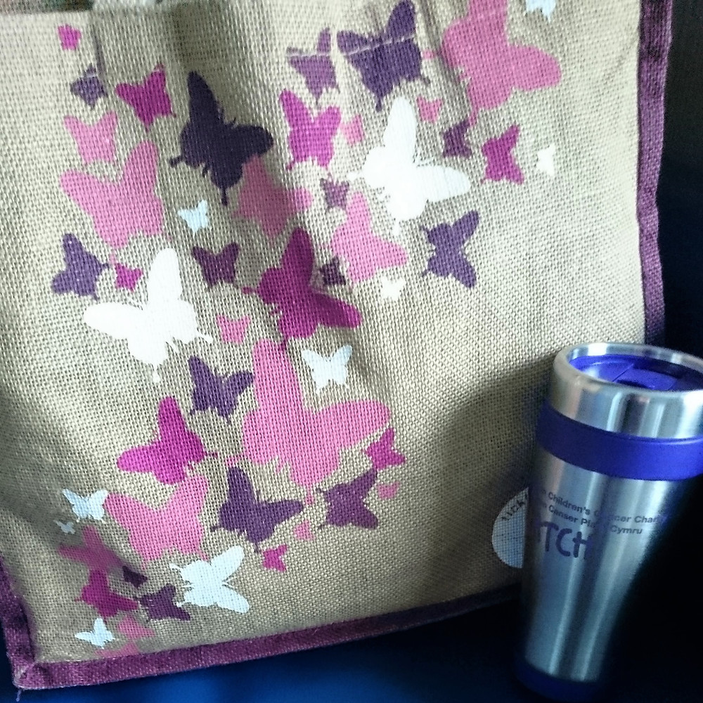 Bags for Life and Travel Mug, Reducing Plastic, Adventure Accessories