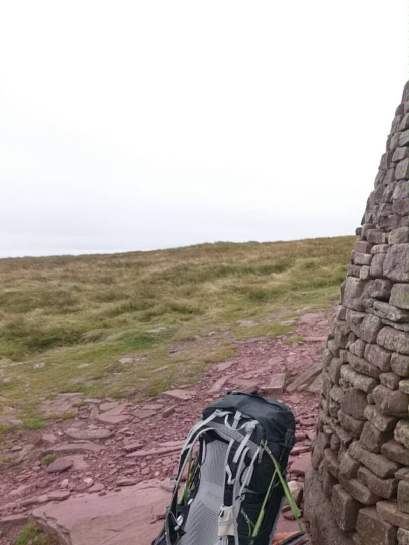 Rucksack solo hiking. Adventure Accessories