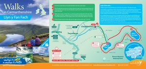 Carmarthenshire Walks - Llyn y Fan Fach, Adventure Accessories