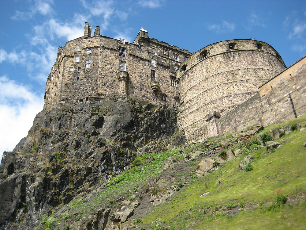 Edinburgh Castle, Scotland. Adventure Accessories