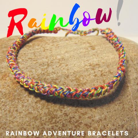 Adventure Cord - Rainbow