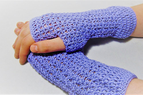 Hiking Mitts, Bamboo Cotton. Gifts for Outfoors, Adventure Accessories
