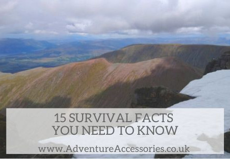 15 Surprising Survival Facts You Need to Know
