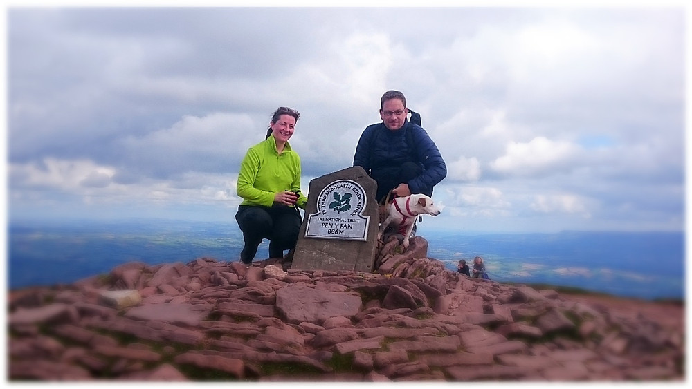 Pen Y Fan Mountain. Adventure Accessories