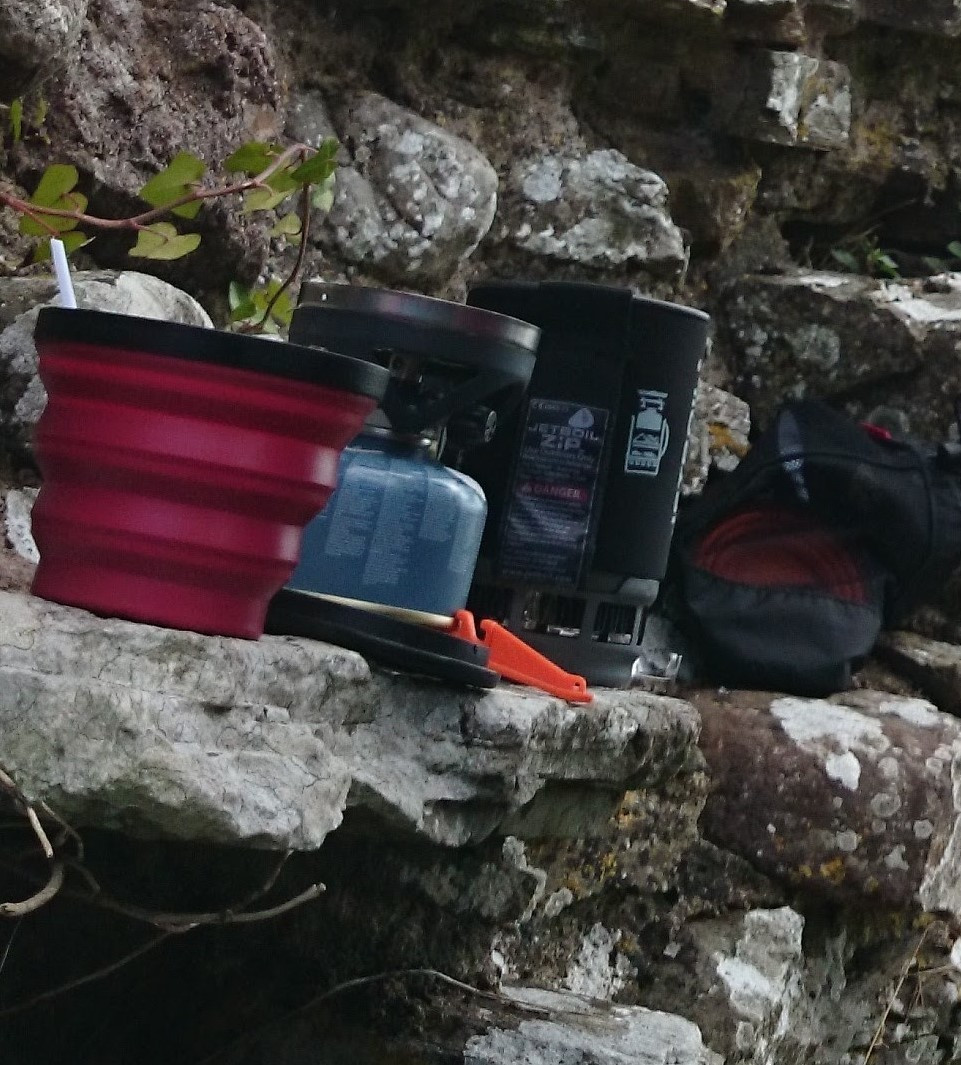 JetBoil Zip Cooking System, Adventure Accessories