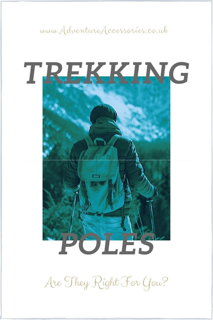 Trekking Poles Pinterest. Adventure Accessories