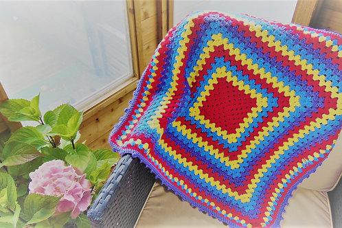 Lap Blanket - Meadow. Gifts for Outdoors, Adventure Accessories