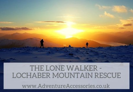 The Lone Walker - Lochaber Mountain Rescue