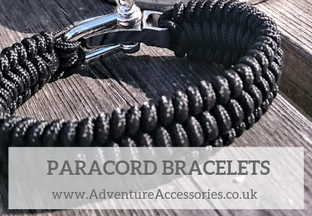 10 Reasons To Wear Paracord Bracelets