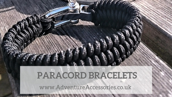 10 Reasons To Wear Paracord Bracelets, Adventure Accessories